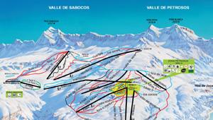 Panticosa Estaciones De Esqui De Pirineo Aragones Www Abc Es