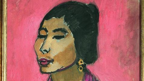 Joaquina. Succession h. Matisse / VEGAP / 2010