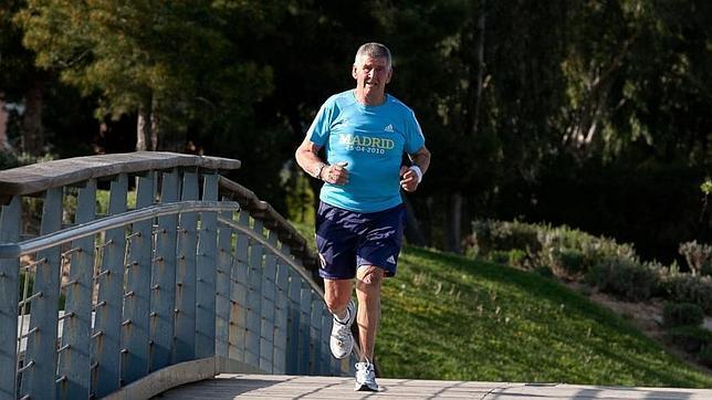 Correr hasta que el cuerpo aguante
