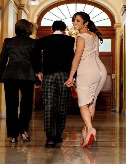 Michele obama culo gordo