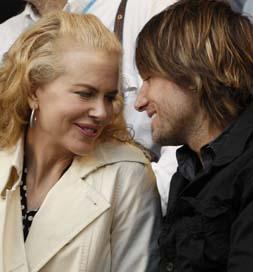 """Nicole Kidman embarazada por el """"Agua de la Fertilidad"""