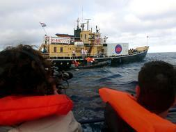 Un barco holandés hará abortos ilegales frente al litoral de Valencia