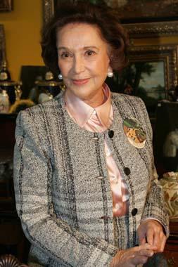 Carmen Polo, la gran instigadora de la Espaa negra