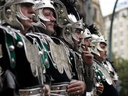 Cruzada de la SGAE contra las fiestas de Moros y Cristianos