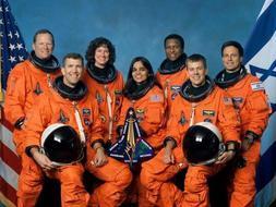 Los astronautas del Columbia supieron que iban a morir 40 segundos antes de la explosión
