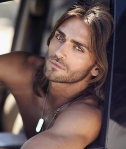 Hombres guapos de Grecia