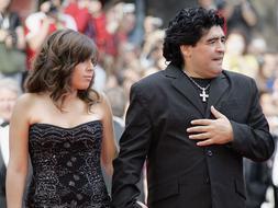 Nace Benjamín Agüero Maradona