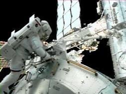 La ISS, a punto de ser evacuada para evitar el impacto de un trozo de chatarra