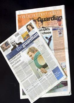 The Guardian y Twitter protagonizan la inocentada del «April Fools' Day»