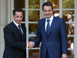 Sarkozy: «Quizá Zapatero no sea muy inteligente, pero gana elecciones»