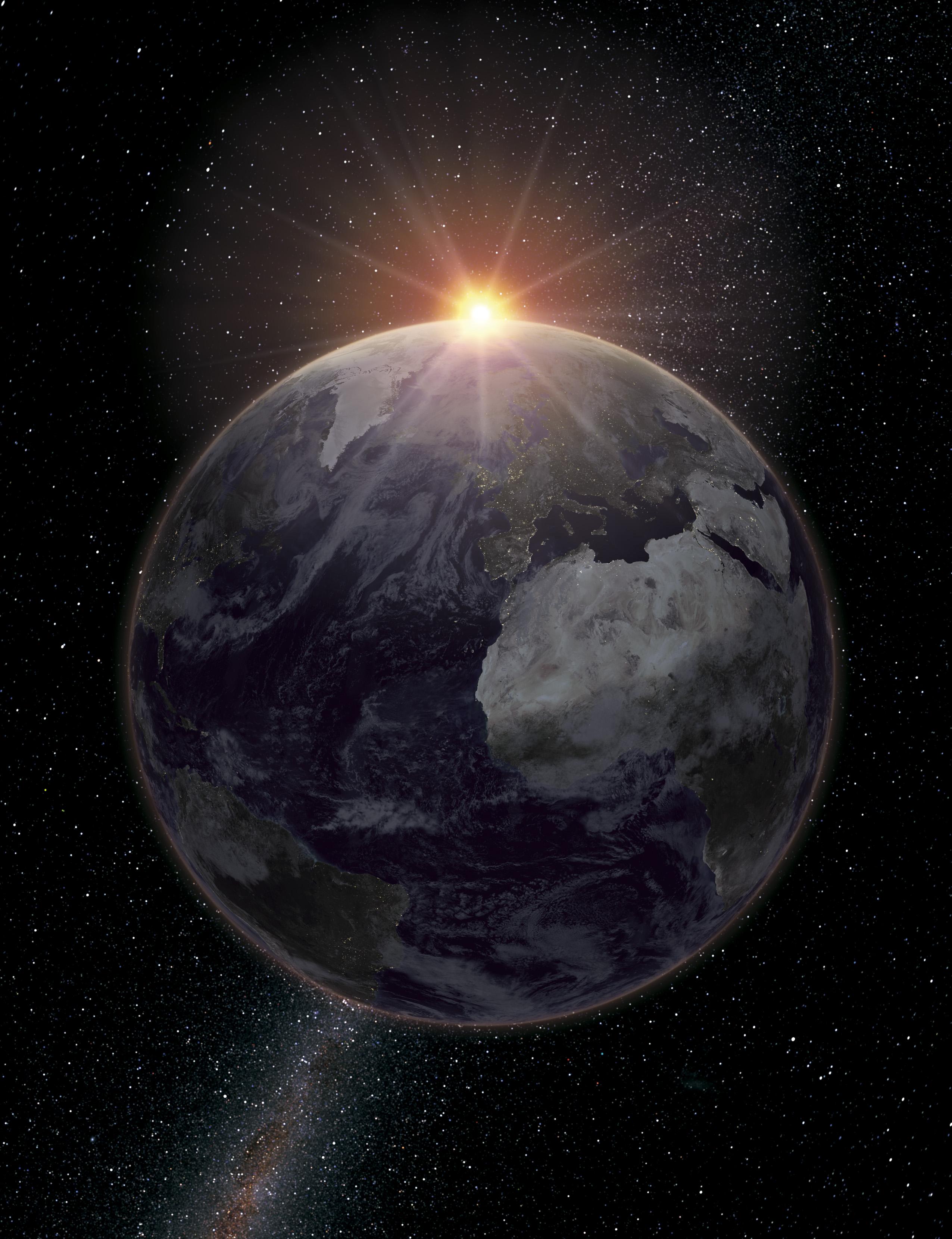 La Luna inspira un método para hallar planetas similares a la Tierra