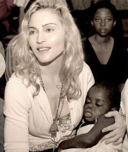 Madonna consigue adoptar a Mercy James