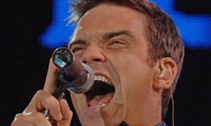 Robbie Williams comparte su mansión con la sexta mujer de Enrique VIII