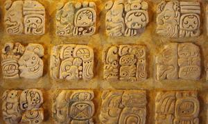 Tecnología del siglo XXI para descifrar los glifos mayas