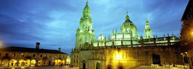 Santiago de compostela final del camino cultura arte for Oficina de turismo de santiago de compostela