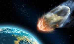 Descubierto el asteroide más amenazante para la Tierra