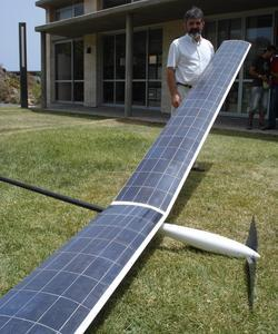 Energ a solar ok el iter de tenerife trabaja en un avi n - Energia solar tenerife ...