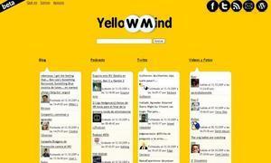 Yellow Mind, el agregador social de la blogosfera española