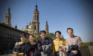 «Viaje a España», un cuento chino