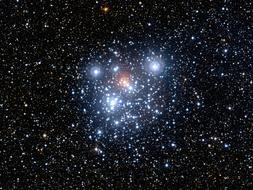 La Vía Láctea abre su «joyero»