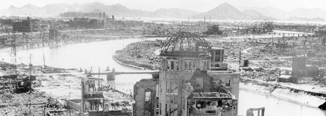 Hiroshima y Nagasaki, las ciudades que dejaron de existir