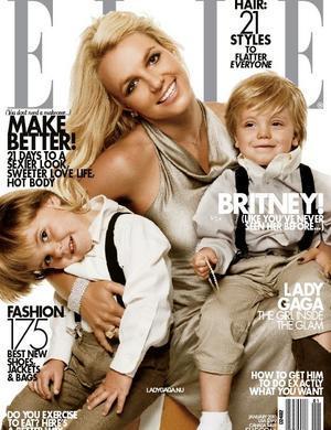 Britney Spears cumple 28 años convertida en una «madraza»
