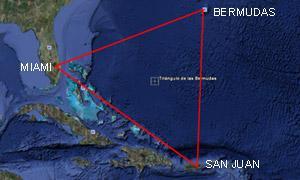 El triángulo de las Bermudas, 64 años de un misterio que nunca existió