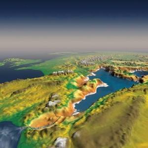La mayor inundación de la Tierra llenó el Mediterráneo en menos de dos años
