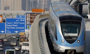 Empresas Japonesas Dejan De Trabajar En El Metro Dubai Por Los