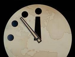 El reloj del Juicio final se retrasa un minuto