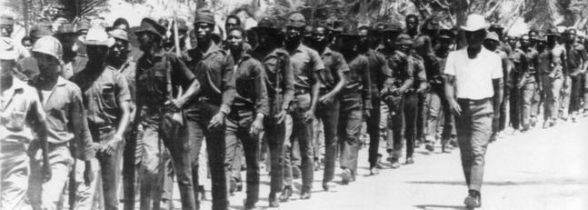 Haití, más de dos siglos sangrando