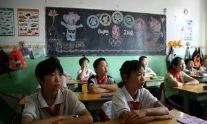 Chino en los institutos valencianos:«Ni hao» al idioma del futuro