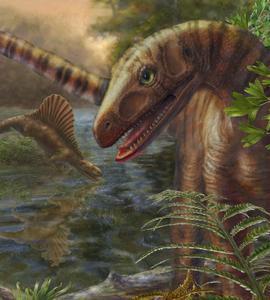 El pariente más antiguo de los dinosaurios