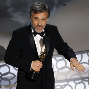 Mejor actor secundario: Christoph Waltz