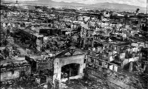 La masacre de españoles en la liberación de Manila