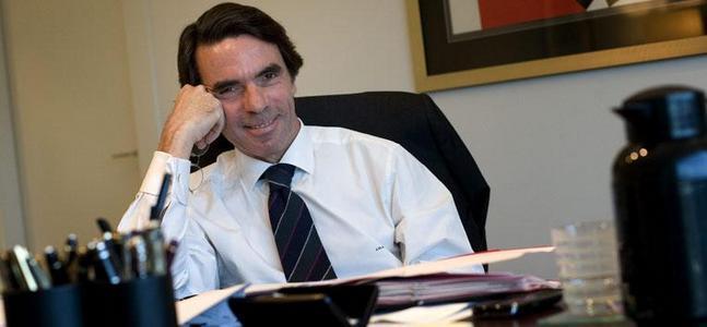 Aznar: «España está pagando muy cara la ilusión progresista»
