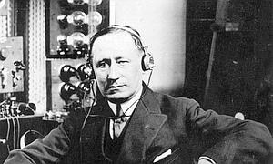 La radio nació en España