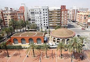 Valencia instala jardines verticales y cubiertas verdes en for Jardines verticales valencia
