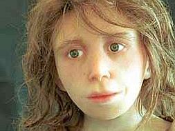 Mamá es humana y papá, ¿neandertal?