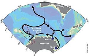 Descubierta una nueva y enorme corriente oceánica
