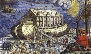 Investigadores chinos aseguran haber localizado el Arca de Noé