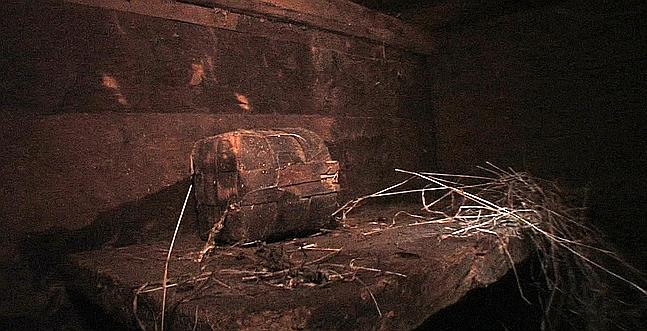 Hallan un «Arca de Noé» en el monte Ararat... en buen estado