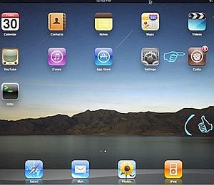 Spirit, el sistema para crackear el iPad