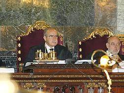 El Supremo rechaza las dos querellas de las asociaciones de  memoria histórica contra dos magistrados