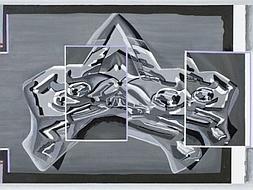 Los «Contrastes» de Luis Gordillo