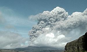 Sigue la erupción del volcán en directo