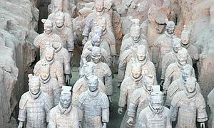 El equipo de arqueólogos de los guerreros de Xian, Premio Príncipe de Asturias