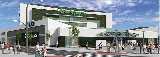 El corte ingl s abre un nuevo centro economia empresas - Centro comercial el ejido ...