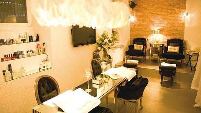 Templos de belleza - Salones de peluqueria decoracion fotos ...
