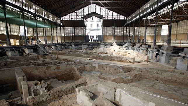 El mercat del born acoger el museo de la edad moderna de for Hoteles en el born de barcelona